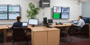 Dispatch Office Center