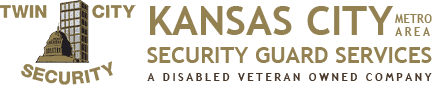Kansas City Security Company Logo